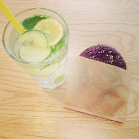 Cookie & Ginger limonade